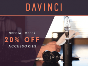 EXPIRED Davinci Vapes 20% Coupon Code