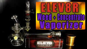 7th Floor ELEV8R Review - Dry Herb + Concentrate Vape