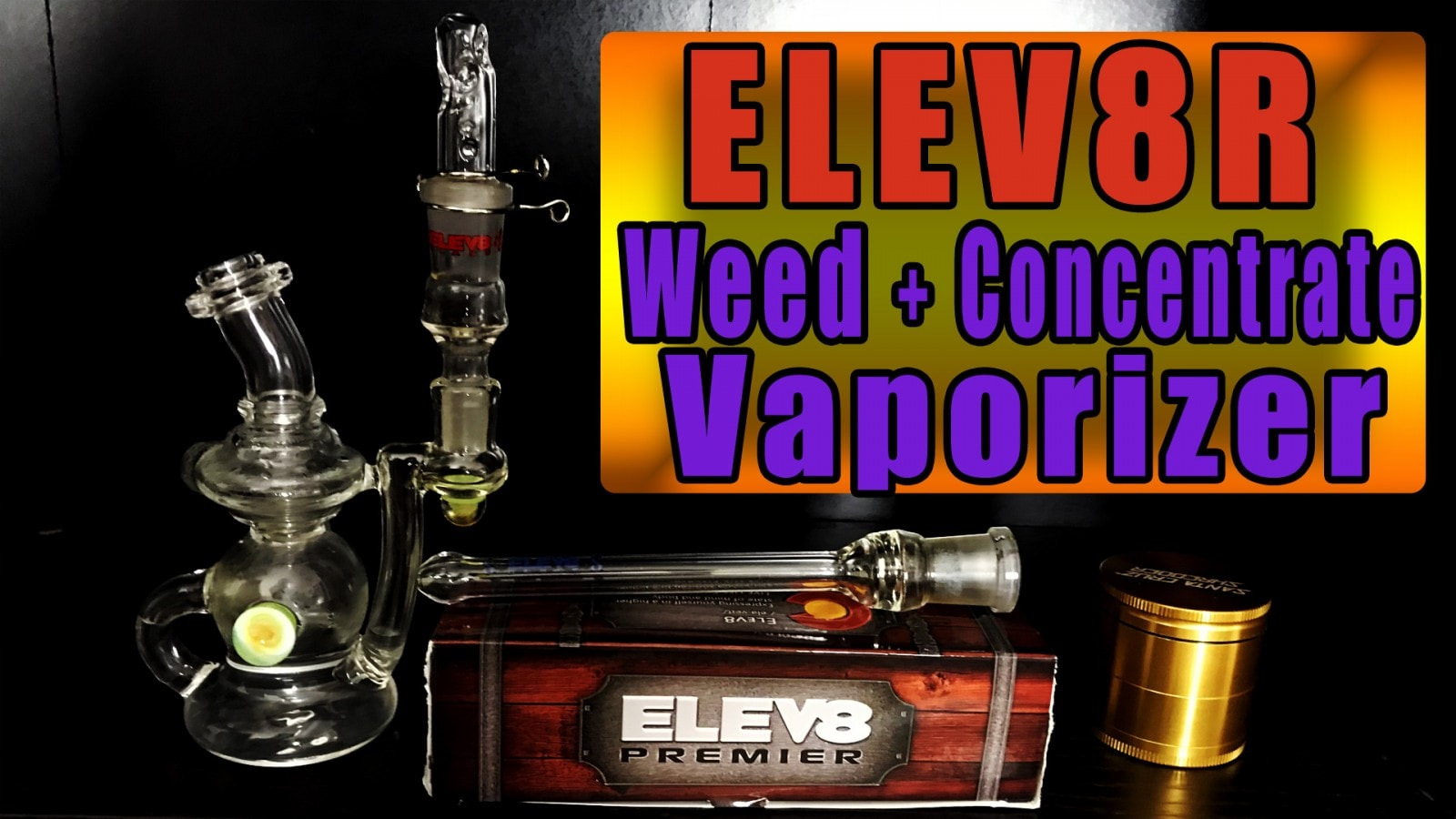 7th Floor ELEV8R Review – Dry Herb + Concentrate Vape