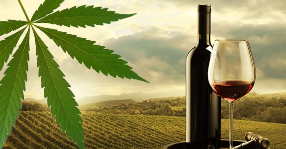 Pairing Wine with Weed – Guest Post by Weed an' Wine
