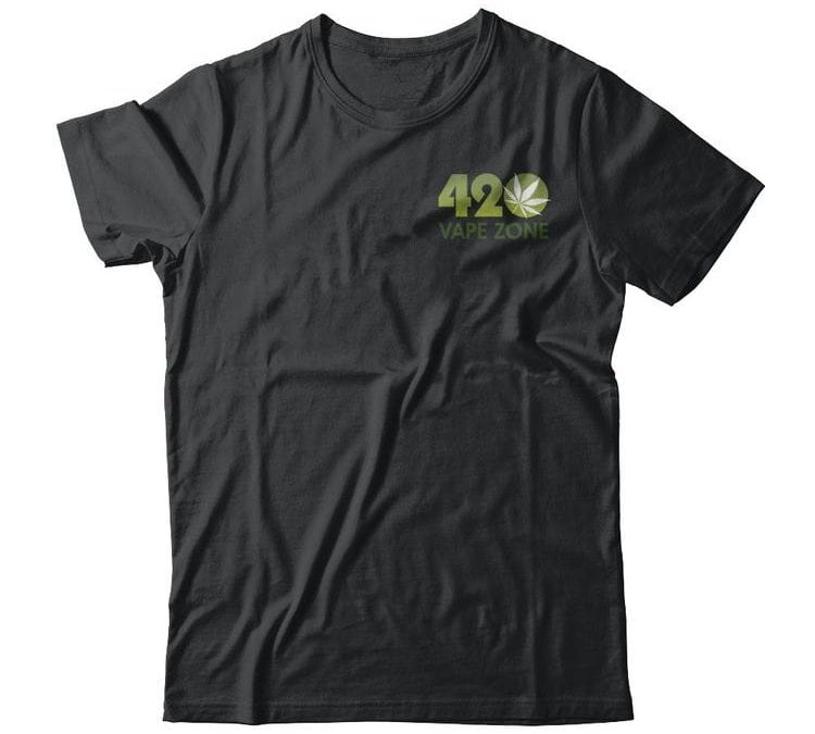 420Vapezone T-Shirts Now Available!!