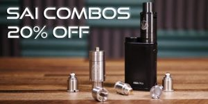 20% Sai Wax Atomizers & Bundles