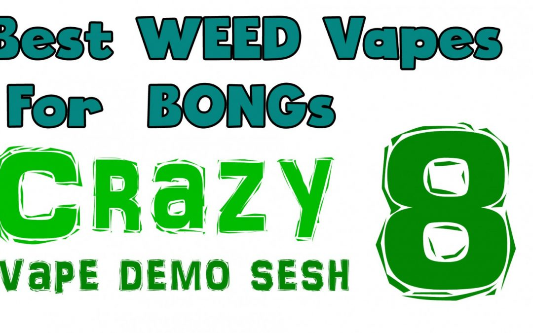 These are the Best Dry Herb Vapes for your BONG