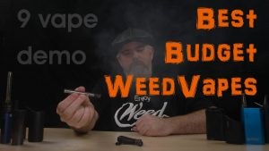 2 NEW VIDEOS: Best 9 Cheap Dry Herb Vapes + AFTERMATH SESH
