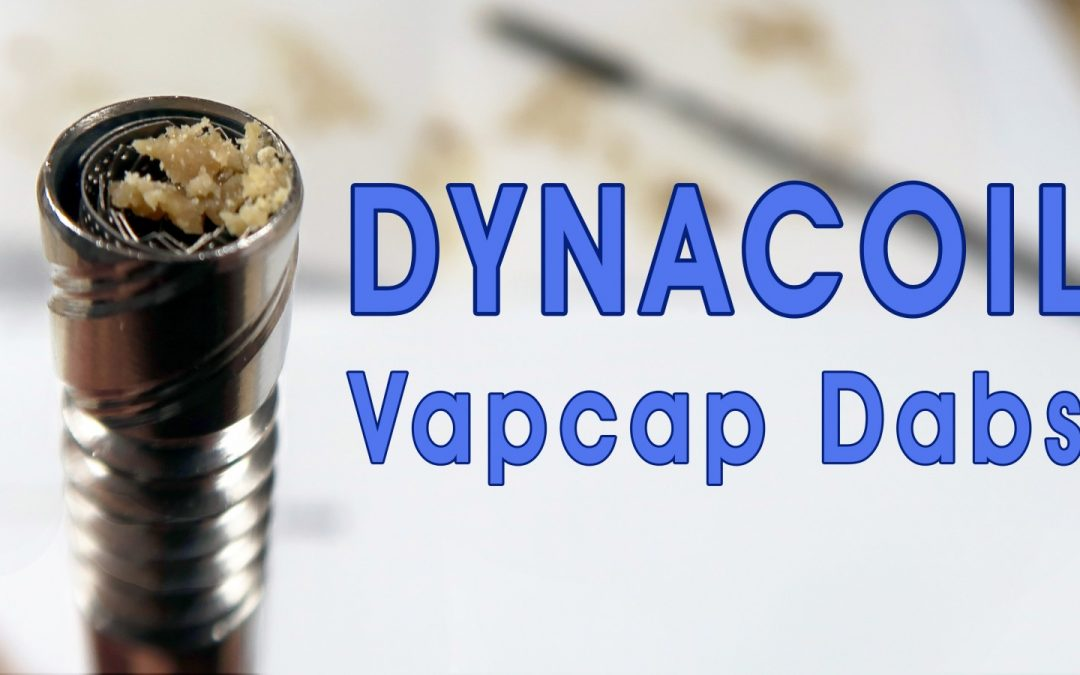 DYNACOIL: Wax / Concentrates accessory for the Dynavap Vapcap