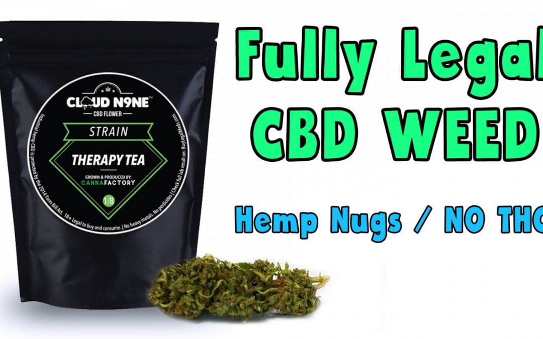 BuyLegalMeds CBD Flower Review (CBD Hemp Nugs)