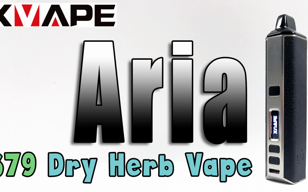 Xvape Aria – Classy Conduction for $79