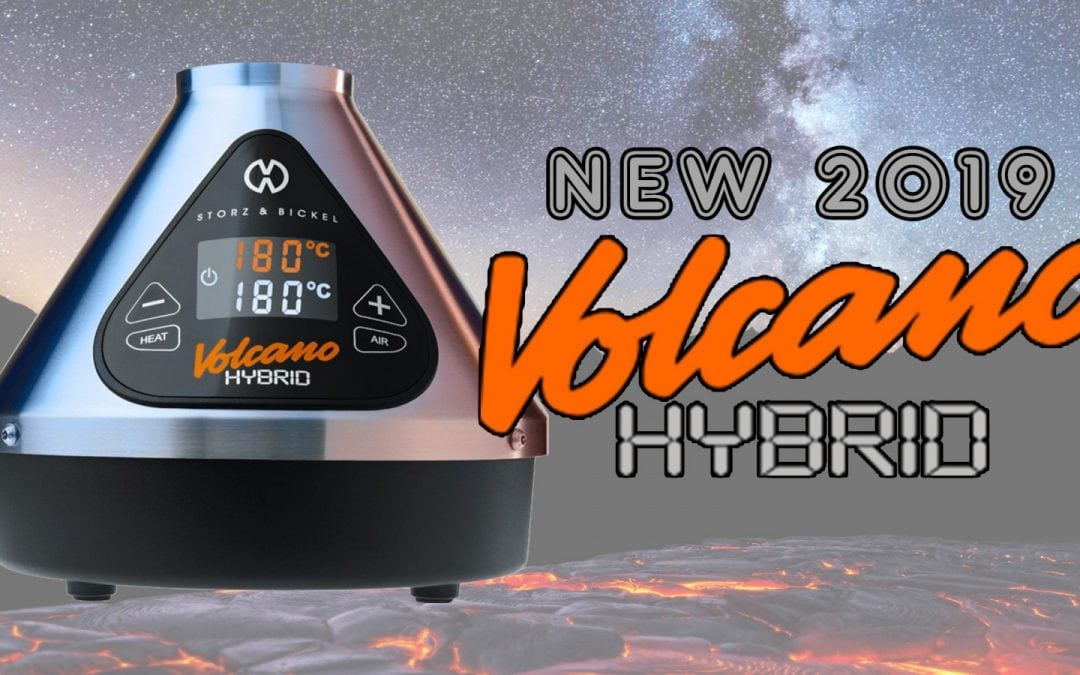 Volcano Hybrid Review: First Look at the 2019 Volcano Vaporizer