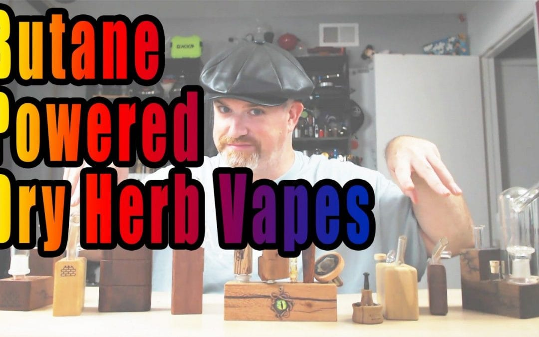 13 Butane-Powered Dry Herb Vapes COMPARED IN ONE SESSION