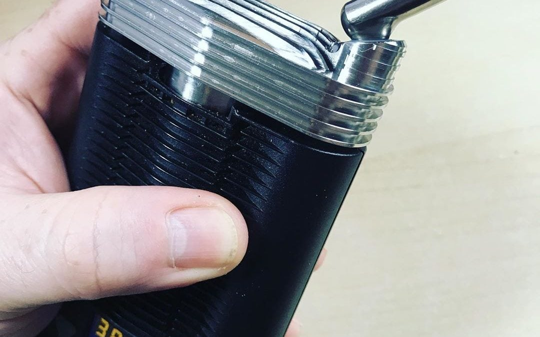 Metal Mighty Cooling Unit: Stainless Steel UPGRADES for the Mighty Vaporizer