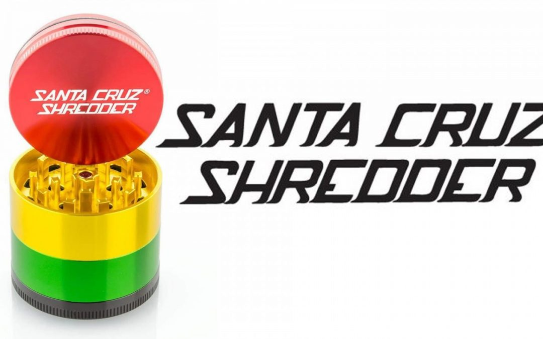 Santa Cruz Shredder Review – One of the BEST WEED GRINDERS Available