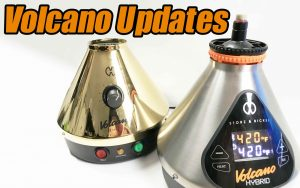 Volcano Hybrid Safety Update #2 + GOLDEN VOLCANOS!!!