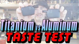 Titanium Bowl Upgrades for the PotV One - BLIND TASTE TEST