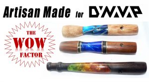 Affordable One-Of-A-Kind Handmade Stems for Dynavap
