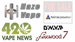 Haze Vaporizers IS BACK, RBT is For Sale, New Dynavap Stuff - Vape News 8/14/2020
