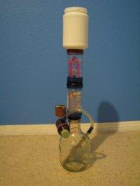Homemade Meth Water Pipe   Car Interior Design