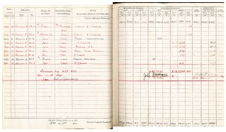 Logbook pages 7-8
