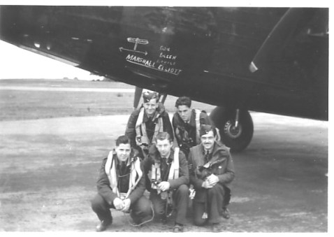 425 5 october 1942 CVWM crew