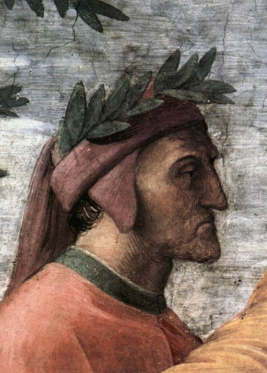 The Parnassus, by Raphael