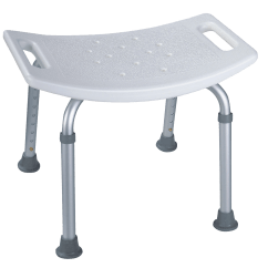 Chair Without Back Mesh Office Shower Ready Supply