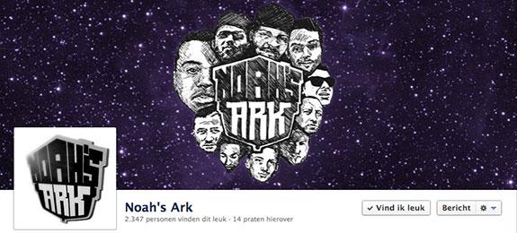 Noah's Ark Facebook header