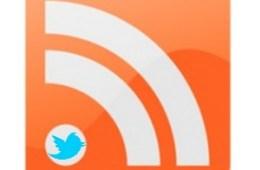 Stop je Twitter timeline in een RSS feed