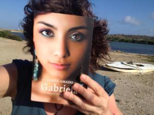 Boekface Gabriela