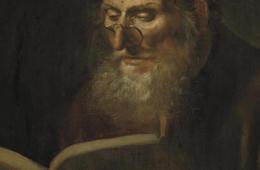 lezende-man