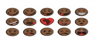 Africa emoticons