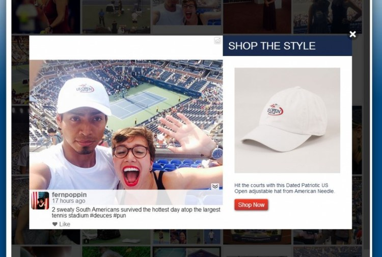Shop the style US Open