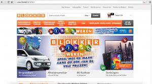 Website Blokker op 14-02-2015