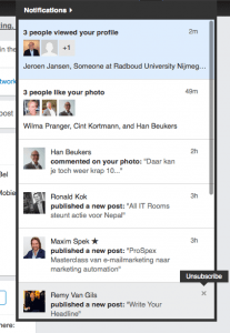 9 fouten posten LinkedIn 4