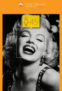 Marilyn Monroe howold