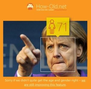 Merkel how old