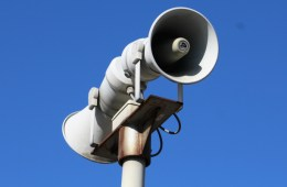 speakers megafoon social sharing
