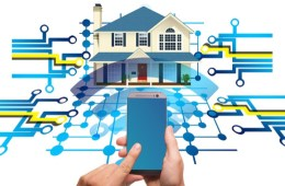 smart home met smartphone