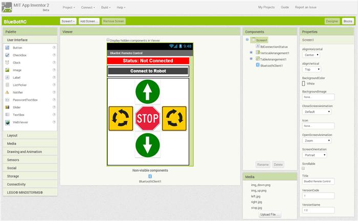 畫像 : 【Google製】小學生でも作れる Androidアプリ作成ソフト MIT ...