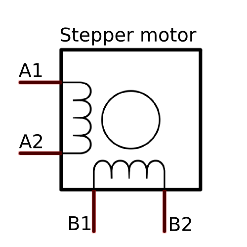 Stepper motor wiring tutorial
