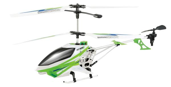Sky Rover Helicopter - Year of Clean Water