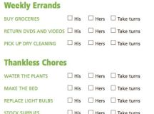 Master your household tasks - Rookie Moms