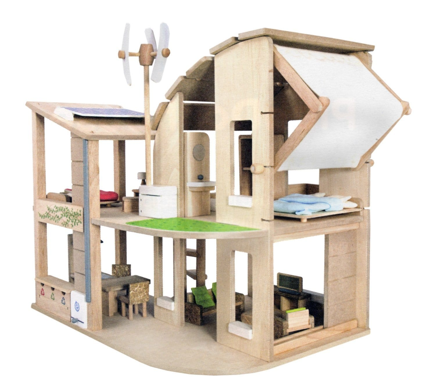 Gender Neutral Alternatives Dollhouses Girls Or Boys