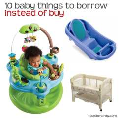 Infant Bouncy Chair Replacement Casters For Office Chairs On Carpet Baby Items You Should Borrow, Not Buy - Rookie Moms