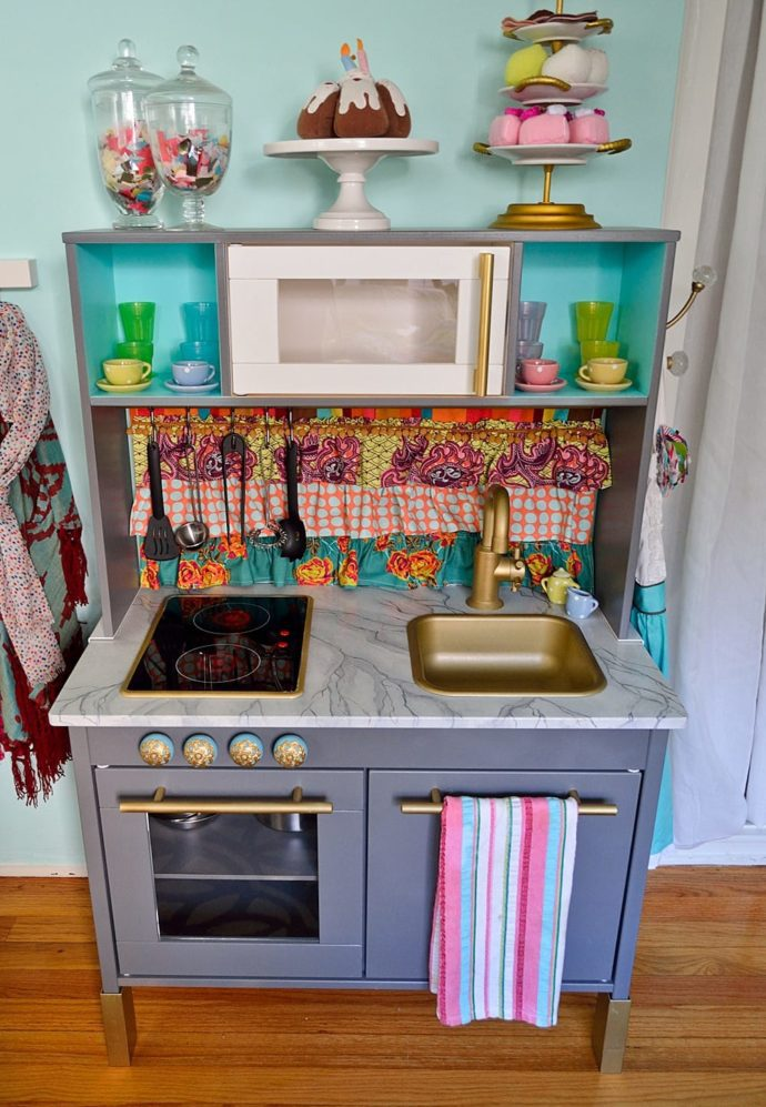 The BEST DIY Toddler Play Kitchen play kitchens some for