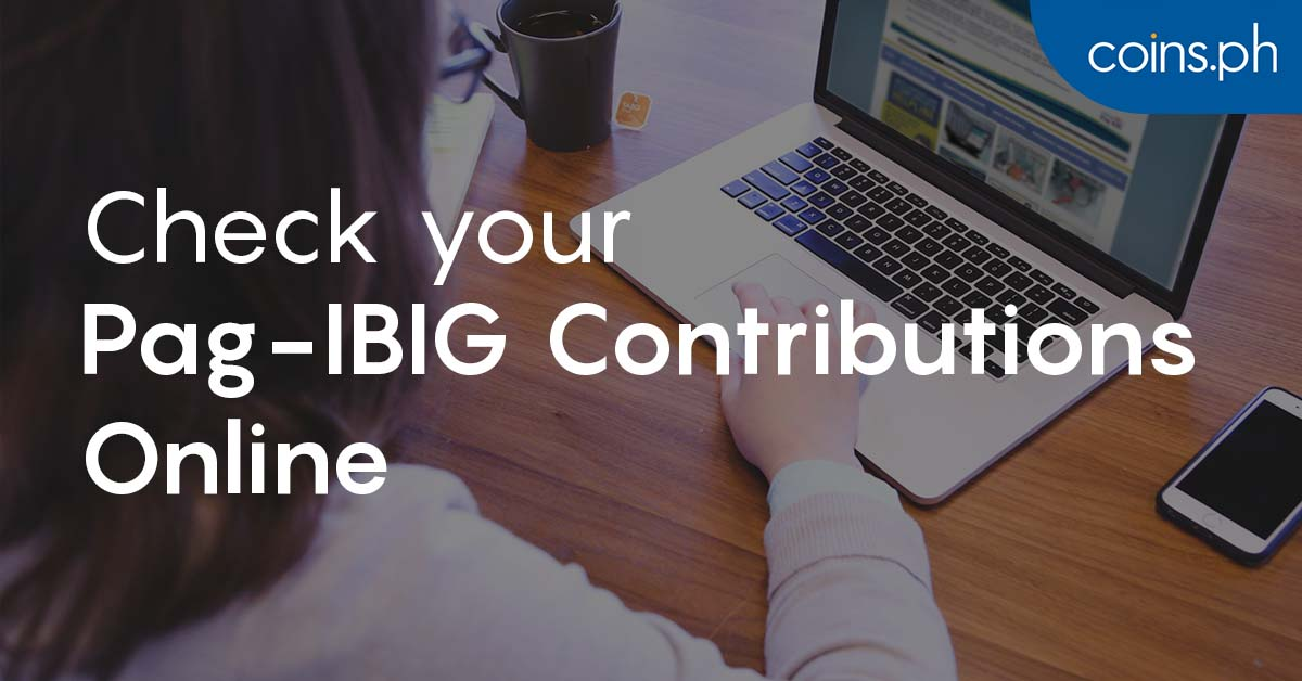 Ibig How Check Pag Online Contribution