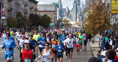 En los maratones más del 90 por ciento del sistema energético que se utiliza es el aeróbico/Foto del maratón de NY/Archivo