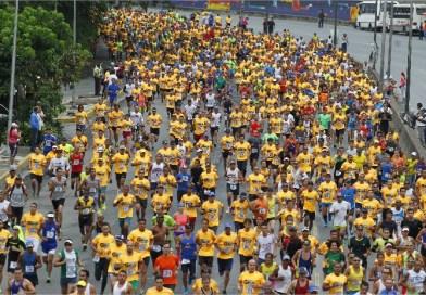 Gatorade Caracas Rock reunirá a 11.000 corredores de toda Venezuela