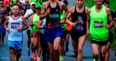 Carlos Avilés fue el mejor venezolano en el maratón de Medellín/SuelaAFondo