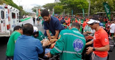 Un joven falleció este domingo en el maratón de Medellín, Participaba en los 21K/El Tiempo de Colombia