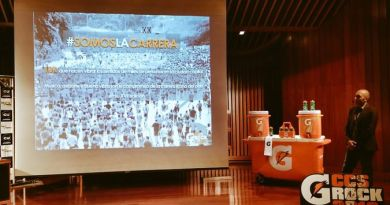 Unos 15 mil participantes reunirá Gatorade Caracas Rock 2018/@Gatoradevzla