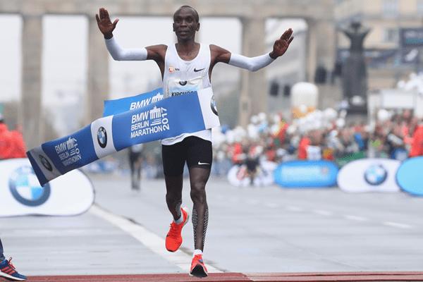 Eliud Kipchoge, el más grande todos los tiempos/IAAF